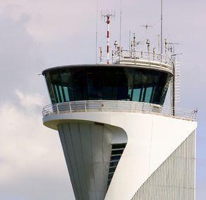 Flughafentower