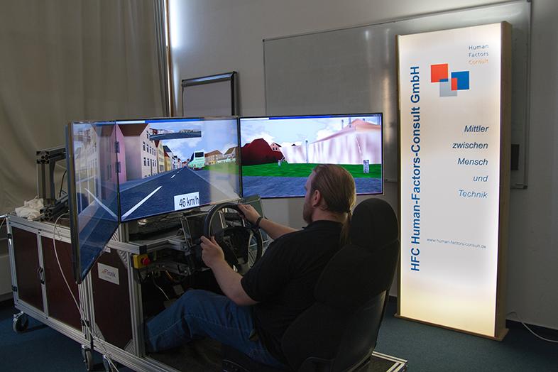 Simulatorstudie