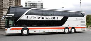 Barrierefreie Busse