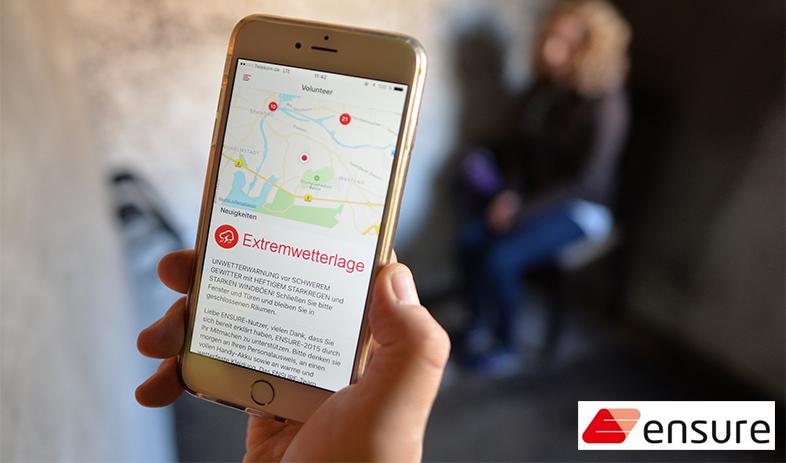 ensure - App