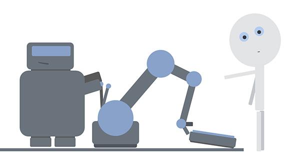 Wann Mensch-Roboter-Kollaboration sinnvoll ist